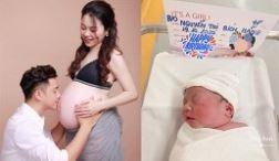 Hot mom Hằng Túi sinh con thứ 5