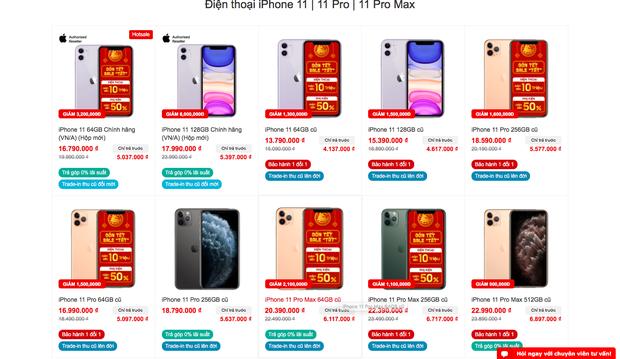 Các dòng iPhone cũ giảm giá mạnh vào dịp cuối năm nhưng cũng có nhiều điều cần phải lưu ý